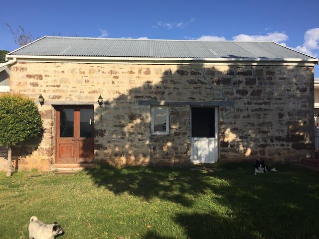 Original 1874 cute settlers cottage - Bathurst - Haus