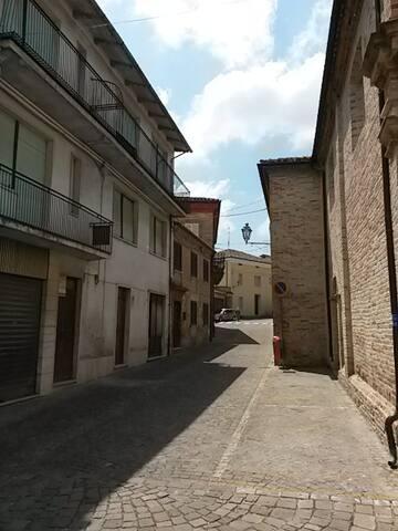 40's Room - Ortezzano - House