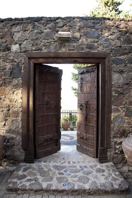 Enter Bodrum Retreat