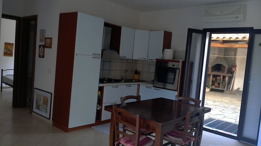 S. TEODORO - VIA MONTE BIANCO - Badualga - Apartment