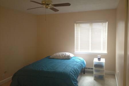 Cozy 1 bedroom close to Boston