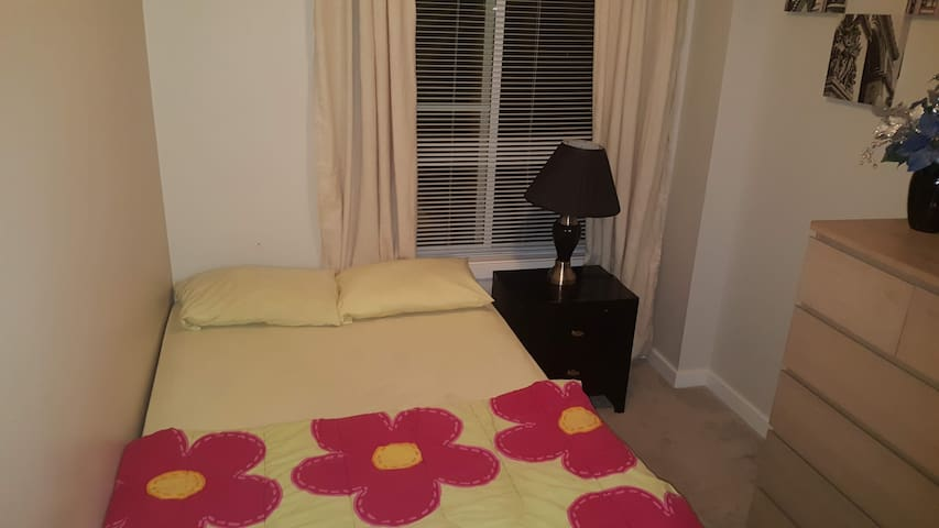 Room with private washroom includes all utilities