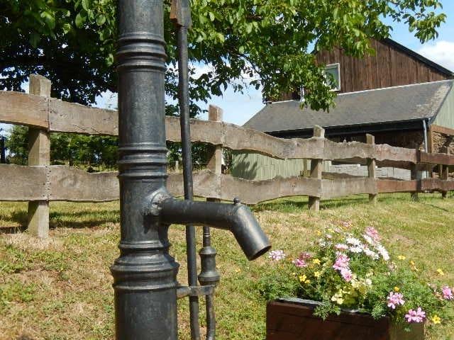 Maison pierre et bois Chez Julou - Chanly