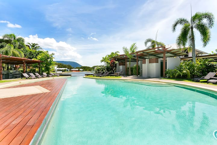 Three Bedroom Trinity Beach Resort Apartment - ทรินิตี้บีช - อพาร์ทเมนท์
