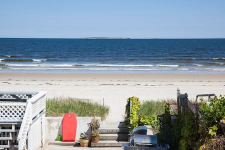 Come to the Beach! - Old Orchard Beach