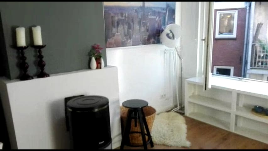Cosy Studio in the Pijp - Amsterdam - Appartement