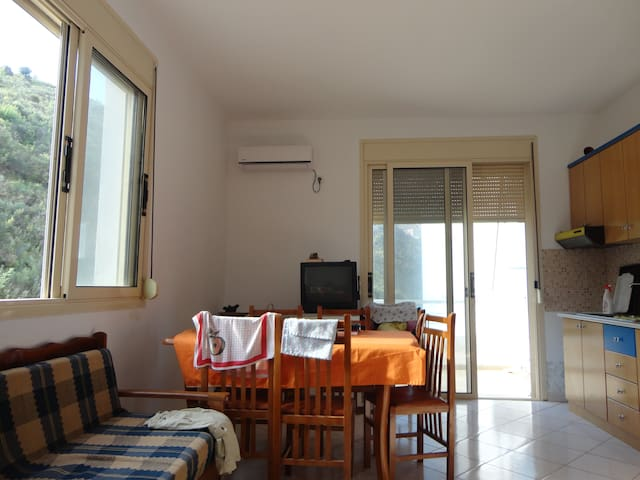 Full furnished flat 50 m2 - Himarë-Potam - Appartement
