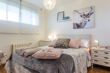 Apartamento muy luminoso en Madrid - Madrid - Huoneisto
