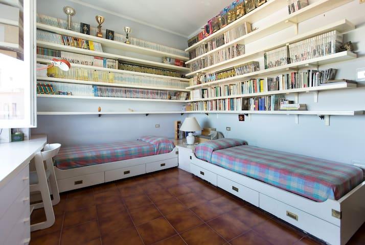 Central View Room in Quiet Apt - Sassari - Apto. en complejo residencial