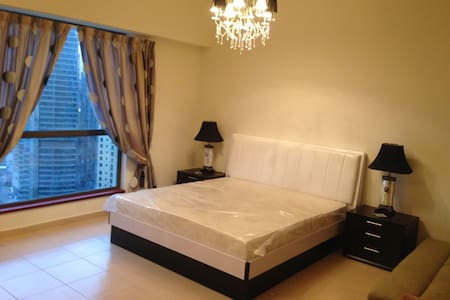 Master Bedroom with Sew View for Couple & Ladies - 杜拜