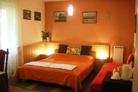 3* ROOMS AERODROM,VELIKA GORICA - House