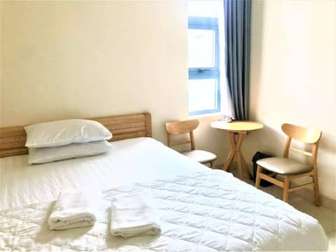 Comfy Standard Double at Bien Dong Green Hotel