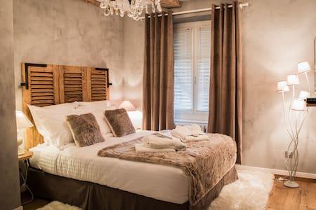 La Vieille Vigne Zinnkoepflé Room - Gundolsheim - Bed & Breakfast