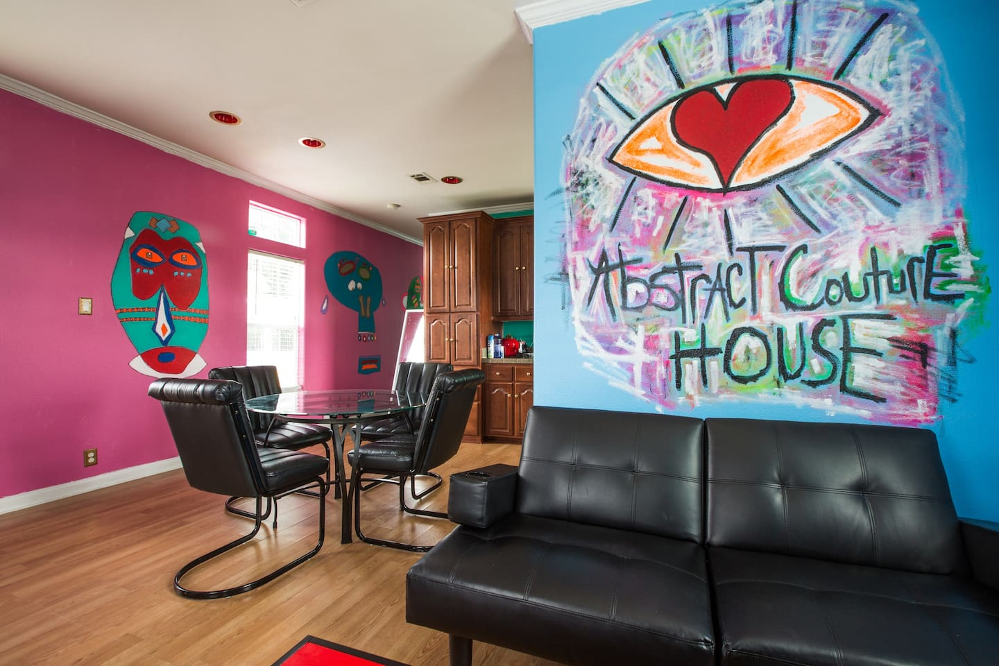 Welcome to Abstract Couture House New Orleans. #ACH