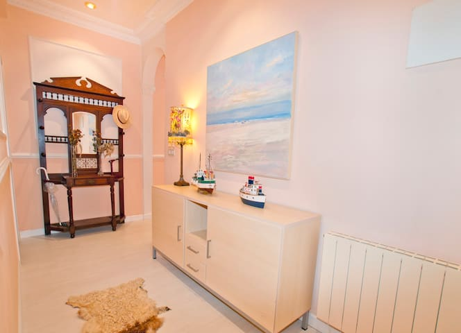 LOVELY APART. IN THE HEART OF THE CITY +WIFI - Santander