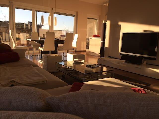 Designer-Penthouse - Graz - Pis