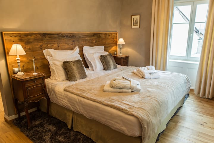 La Vieille Vigne Steinert Room - Gundolsheim - Bed & Breakfast