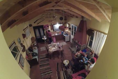 ΠΕΤΡΙΝΟ ΣΠΙΤΙ - Velanidia - Haus