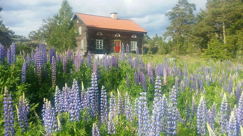 House at Runmarö - Värmdö - Rumah
