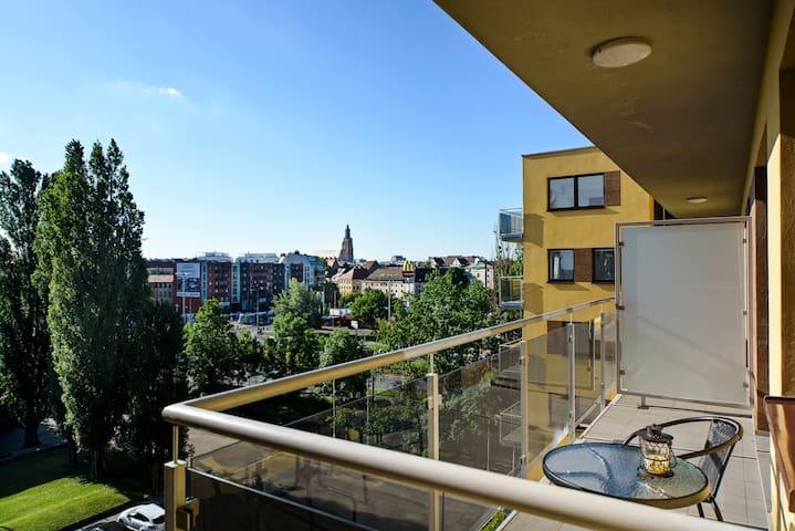 Apartament City View 3 od WroclawApartament-pl