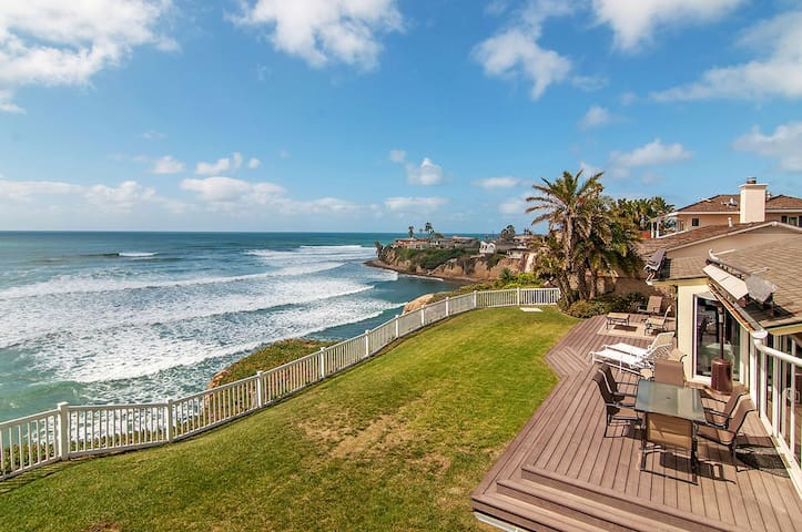Panoramic Oceanview Home - Dogs OK! - San Diego - Casa
