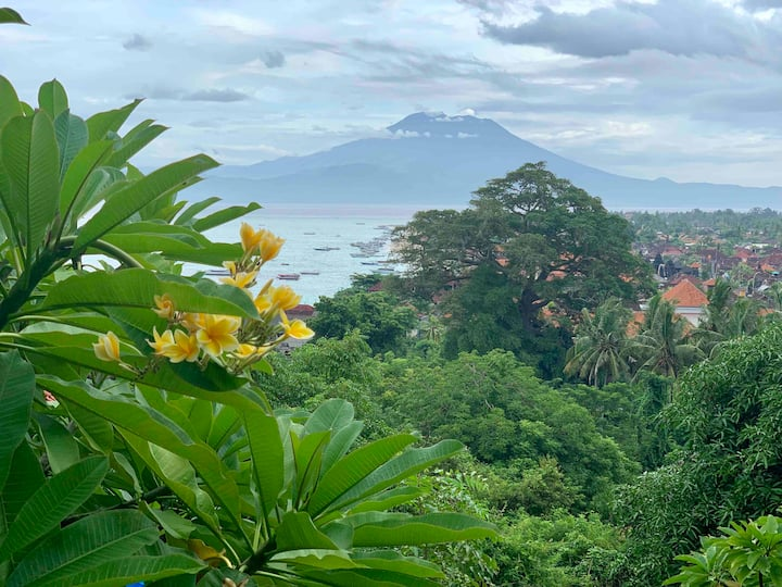 A traveler's paradise! Nusa Lembongan