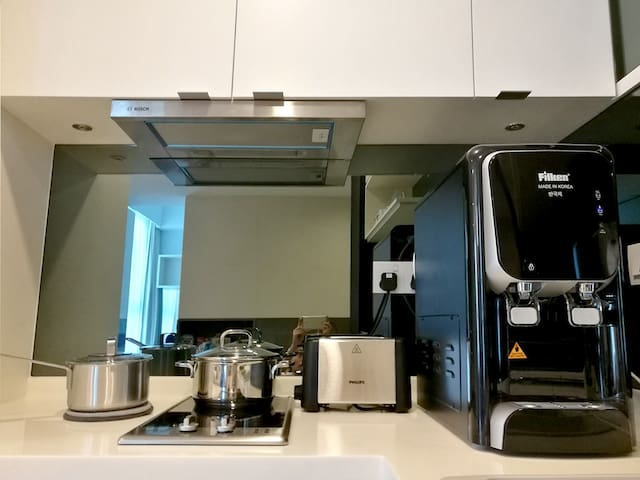 Lifestyle Suite   Kitchen