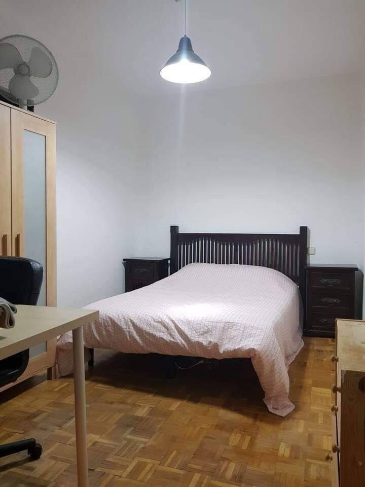 Habitación excelente piso, zona inmejorable