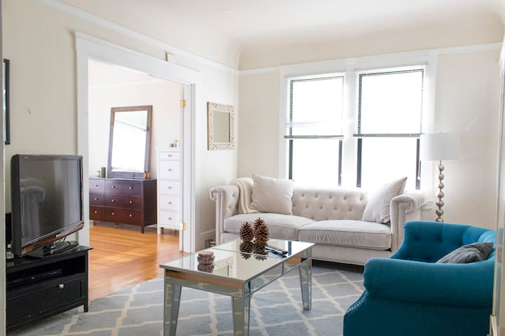 1 Bedroom Apt in Pacific Heights - Great Location!
