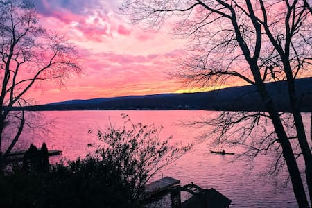 Cozy Lakefront Guest Suite on Greenwood Lake