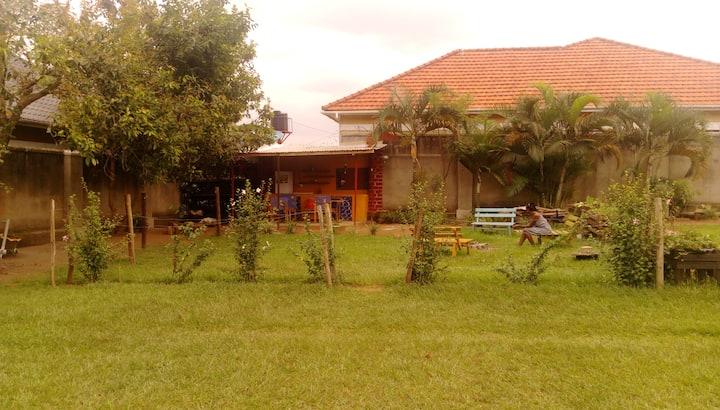 Kalitusi Guesthouse kampala