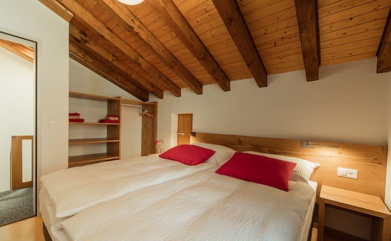 Schlafzimmer Nord 2. Etage