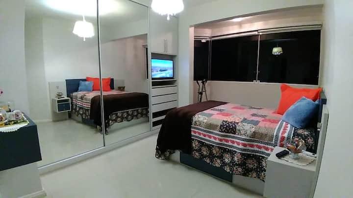 Apartamento no Centro de Torres (quarto)