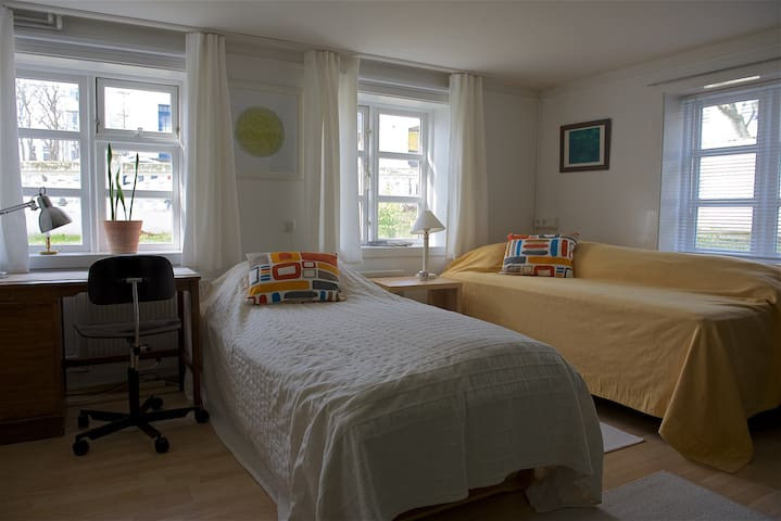 Perfect location - private small flat. - Reykjavík - Appartement