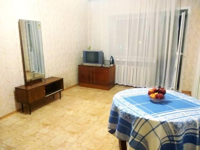Уютная и светлая 2к квартира в центре города