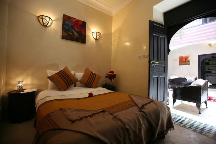 Chambre Supérieure dans un Riad traditionnel - Marrakesh - Bed & Breakfast