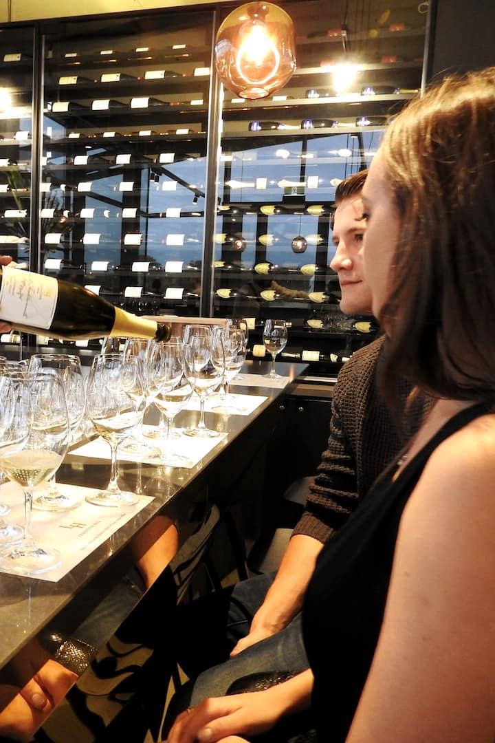 Beautiful Yarra Valley wine tastings