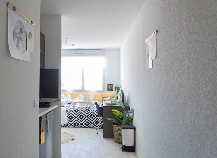 Appartement à louer proche commodités + parking