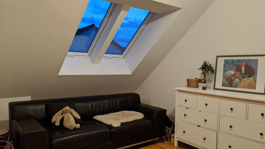 Schönes Zimmer in München mit Balkon!