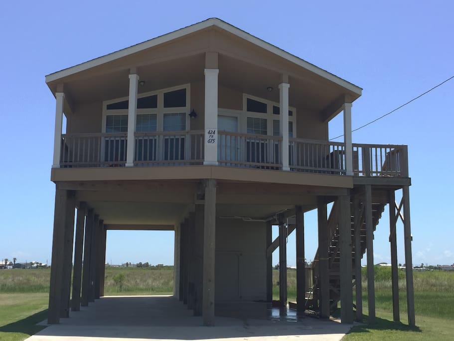 Barge Inn Rental Sargent Tx Houses For Rent In Bay