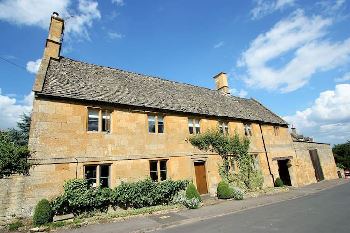 The Loft, Newlands Farmhouse - Aston Magna - Leilighet