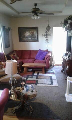 Cozy room in cozy home