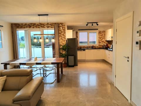 Modern Newly Refurbished Apartment near Geneva