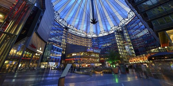 - Heart of Berlin - Potsdamer Platz - Mitte - Lux