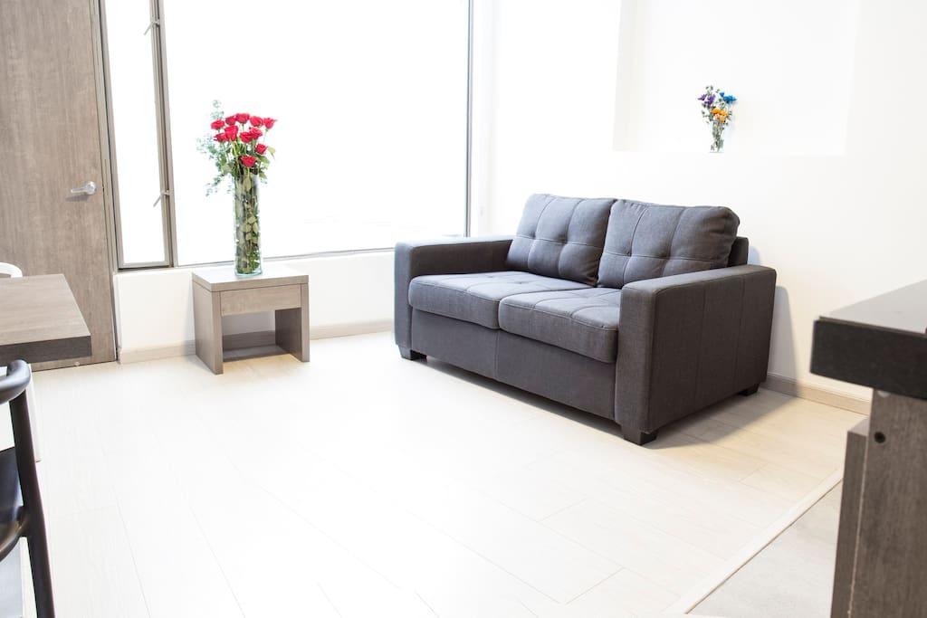 Sala disponible para tu uso