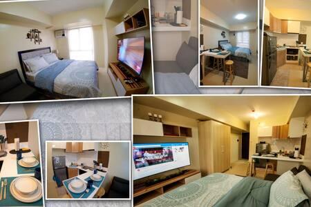 ★ Explore Cebu from cosy studio @ vibrant IT Park