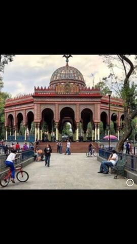 Departamento Centro de la Ciudad de México