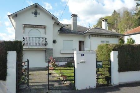 Maison avec vue Pic du Midi de Bigorre - Gerde