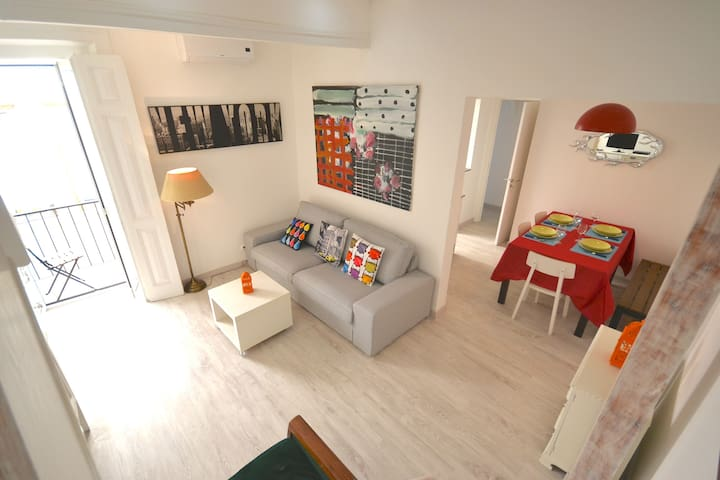 Family Apartment T3 Duplex