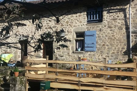L'Herminette - beautiful 15th century cottage